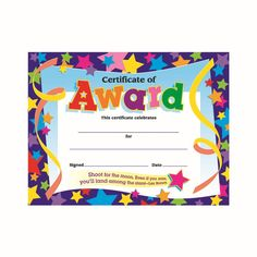 Certificate Template For Kids Free certificate templates school . Award Certificates with Curious George Certificates for Kids Certificates for Kids Preschool Certificates, Award Certificates, Kids Awards, Student Awards, Teacher Awards, Certificate Design, Certificate Templates, Bee Certificate, Attendance Certificate