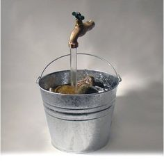 Magical floating faucet tap