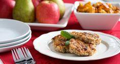 chicken & sage patties