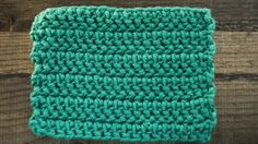 Herringbone Half Double Crochet Stitch | What is better than the regular half double crochet stitch? Toss this herringbone half double crochet stitch into your next crochet pattern! You won't be disappointed.