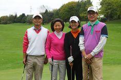재불한인 골프협회 주최 '2011 대사배 한인 골프대회'가 10월 8일 토요일 파리 남쪽 Golf de St Germain les corbeil에서 개최됐다. [한위클리, 2011-10-08]
