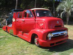 Ford C-600 Crew Cab - 1953