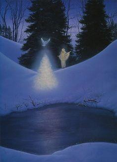 Michael Whelan, Holiday Card 2000