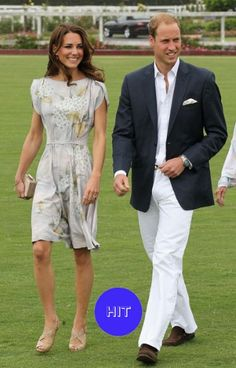 Kate Middleton Photos: The Duke and Duchess of Cambridge Attend A Polo Match for Foundation for Prince William & Prince Harry Kate Und William, Kate Middleton Prince William, Prince William And Catherine, William Arthur, Style Kate Middleton, Kate Middleton Photos, Princesa Real, Princesa Kate, Lady Diana