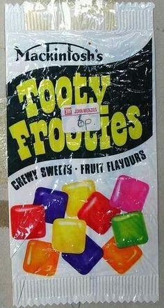 Where did they go? Always preferred them to jelly tots!
