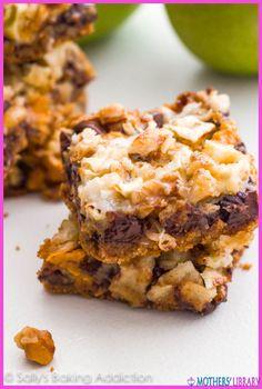 Toasty Cinnamon Bar Cookies - http://www.motherslibrary.com/toasty-cinnamon-bar-cookies/