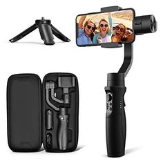 #Hohem 3-Axis #Gimbal Stabilizer – Best Handheld #Tripod for #iPhone Filming