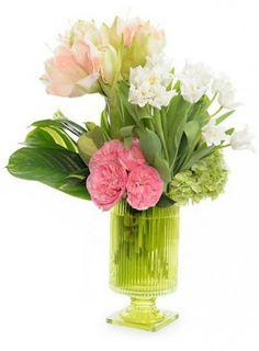 Expressions - Arrangements - Los Angeles Florist tic-tock Couture Florals | Voted Best Florist in Los Angeles