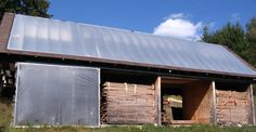 Solar Cycle Kilns at Timbergreen Farm, Spring Green, WI Small Garden Tractor, Solar Kiln, Wood Kiln, Homestead Farm, Spring Green, Solar Power, Homesteading, Wood Projects, Woodworking
