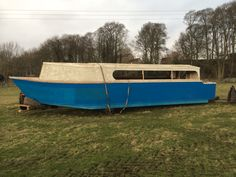 Unfinished house boat project. Boat Projects, Boat Interior, House, Home, Homes, Houses