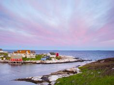 Home to over 160 historic lighthouses, Nova Scotia's most popular beacon is located in the picturesque fishing village of Peggy's Cove.