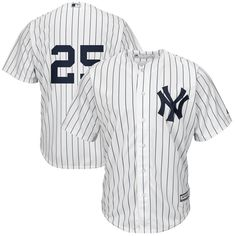 fe88b9efdf5 Gleyber Torres New York Yankees Majestic Official Cool Base Jersey – White