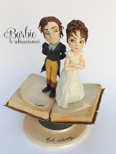 Pride and Prejudice - Cake by Barbie lo schiaccianoci (Barbara Regini)