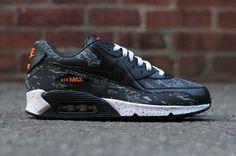 """Atmos x Nike Air Max 90 Premium """"Camo"""" Pack"""