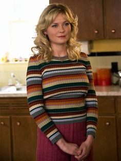 Kirsten Dunst in Fargo Season 2: We're already obsessed. via @WhoWhatWear