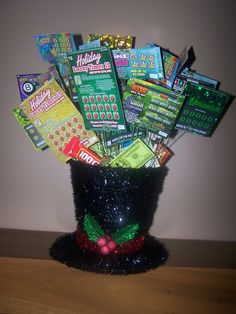 Pennsylvania Lottery Tickets in picture frame for gift or Chinese ...
