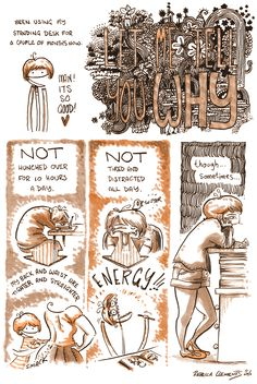 Over Tired, Book Illustration, Archive, Told You So, Let It Be, Comics, Books, Collection, Libros