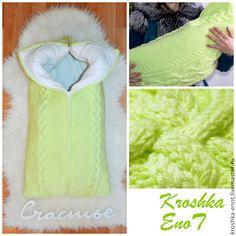 вязание для новорожденных конверт - Căutare Google Baby Bunting, Merino Wool Blanket, Craft Ideas, Knitting, Google, Tricot, Sacks, Breien, Stricken