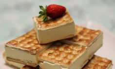 Lemon cheesecake slice - Kidspot