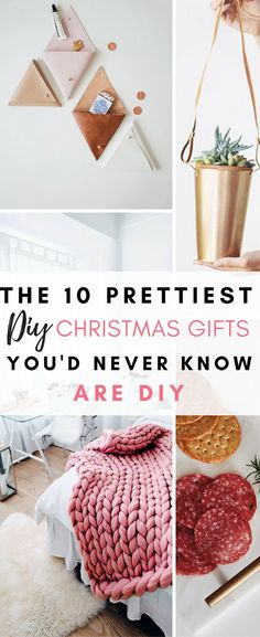 These are so gorgeous, and definitely do not look like DIY Christmas gifts in any way shape or form! #diychristmas #diychristmasgift {wine glass writer}
