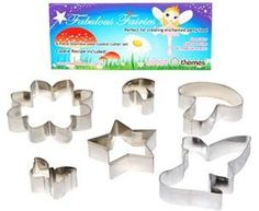 Fairies Cookie Cutter Pack