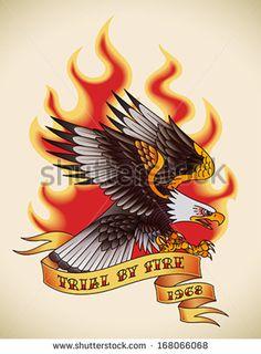 eagle Old-school