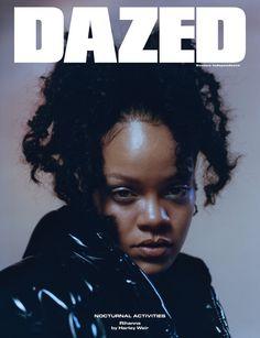 Rihanna Dazed magazine cover 2017