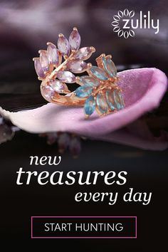 Sign up to discover something special at zulily. We have new things every day – it's like a treasure trunk of great finds, up to 70% off!