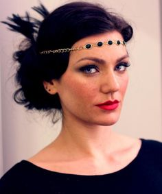 Great Gatsby, Downtown Abbey... 20's hair & makeup is so in for special events and weddings! Check out this how-to from Butterfly master stylist Nicole Descoteaux for your next bridal or party style idea.
