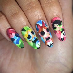 Comic-Con Nails: Comic Book Nail Art for Heroes and Villains