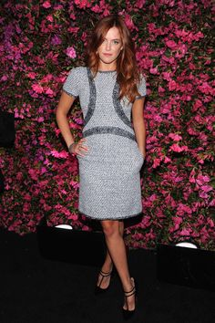 Riley Keough in Chanel, 2013 Tribeca Film Festival