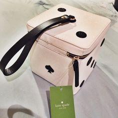 Kate Spade dice wristlet ♠️ BRAND NEW. 5x5x6 kate spade Bags Clutches & Wristlets