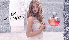 Le nouveau parfum gourmand de Nina Ricci Cette année 2016, Nina Riccicontinue d'enrichir l'univers fantastique qui a vu naîtreNinaen 2006. Lunadébarque en septembre, offrant une version plus puissante, mystérieuse et séduisante de la princesse moderne et romantique qu'incarnait Nina. Nina, réalis&eacute