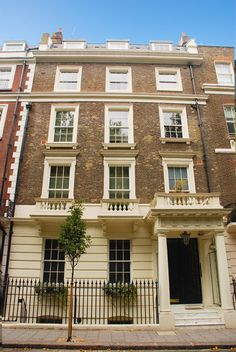 The townhouse I appropriated for Lady Margaret, 4 Upper Brook Street