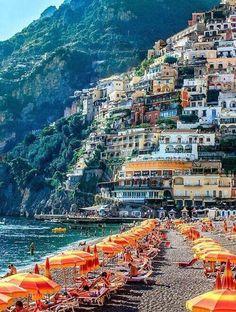 Les plus belles destinations d'Italie - Positano                                                                                                                                                                                 Plus