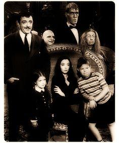 The Addams Family ... *snap snap*