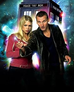 9 and Rose Tyler
