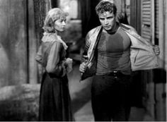 """""""Streetcar"""" comes out swingin' -- Brando is a no-brainer, but Vivien Leigh dives in deep to deliver a grueling, mesmerizing performance. The chemistry in this film rocks."""