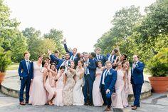 Anthropologie Inspired Greenhouse Wedding at Fairmount Horticulture Center | Maddie + Dan » Becka Pillmore