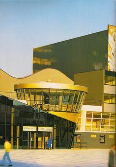 Rem Koolhaas, Nederlands Danstheater, L'Aja