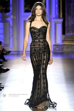 Add this dress to the creations of Zuhair Murad that I'm obsessed with.
