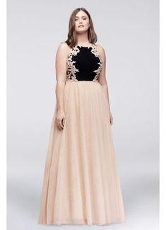 3ba5ab2b50 Long Ballgown Halter Formal Dresses Dress - Blondie Nites Deb Dresses