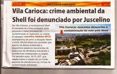 AREA CONTAMINADA  SERA  UTILIZADA  PARA  CONSTRUÇÃO  DE CASAS   POPULARES  NO  PROJETO  MINHA CASA  MINHA  VIDA   DO  GOVERNO  FEDERAL  DO BRASIL.