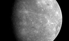 Mercury has SHRUNK by almost 9 miles in diameter as the planet cools