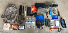 I've always considered myself a prepared individual, whether during an emergency situation or just day-to-day life. I'm the guy with a couple cases of Emergency Preparedness, Survival Kit, Nalgene Bottle, Couple Cases, Edc Bag, Go Bags, Wet Wipe, First Aid Kit, Shtf