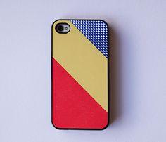 Geometric iPhone 5 case