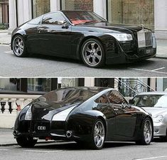 Rolls Royce Silver Spirit MKIV (DC Designs)