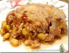 mexican casserole......gluten free recipe