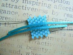 Jodie Marshall: Beaded Cord Tutorial!!!