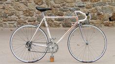 Peugeot PH12 1983 special 100th anniversary Vintage bike-Road bike-Classic bike Classic Road Bike, Classic Bikes, Peugeot Bike, Blue Boots, Vintage Bikes, Road Bikes, Vintage Racing, Cycling, Steel